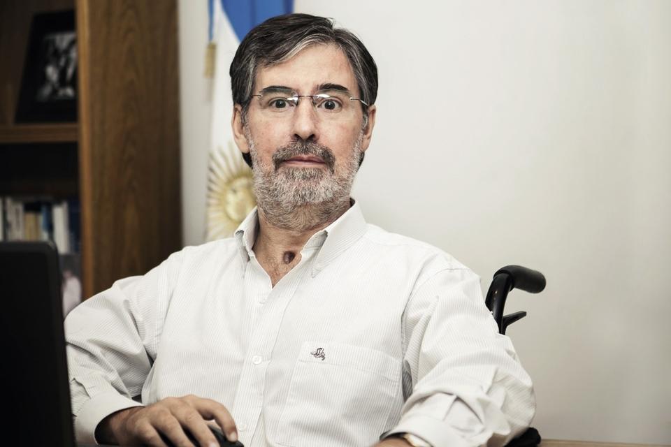 Jorge Rivas es el nuevo director de Estrategias Inclusivas del Ministerio de Transporte